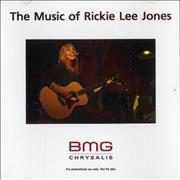 Click here for more info about 'Rickie Lee Jones - The Music Of Rickie Lee Jones'