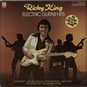 Click here for more info about 'Ricky King - Electric Guitar Hits'