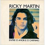 Click here for more info about 'Ricky Martin - Entre O Amor E O Carinho'
