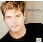 Ricky Martin La Copa De La Vida France CD single