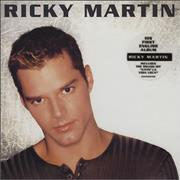Click here for more info about 'Ricky Martin - Ricky Martin'