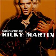 Click here for more info about 'Ricky Martin - Shake Your Bon Bon'