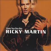 Click here for more info about 'Ricky Martin - Shake Your Bon-Bon'