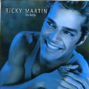 Click here for more info about 'Ricky Martin - She Bangs'
