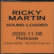 Click here for more info about 'Ricky Martin - Sound Loaded'