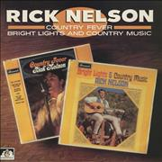 Click here for more info about 'Ricky Nelson - Bright Lights/Country Music'