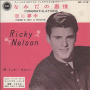 Click here for more info about 'Ricky Nelson - Congratulations'