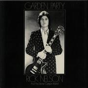 Click here for more info about 'Ricky Nelson - Garden Party - Factory Sample'