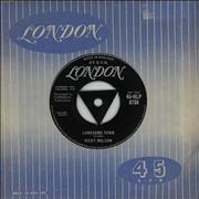 Click here for more info about 'Ricky Nelson - Lonesome Town - 2nd'