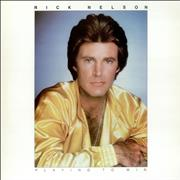 Click here for more info about 'Ricky Nelson - Playing To Win'