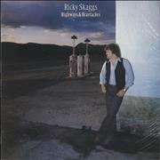 Click here for more info about 'Ricky Skaggs - Highways & Heartaches'