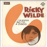 Click here for more info about 'Ricky Wilde - I Wanna Go To A Disco'