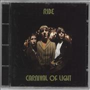Click here for more info about 'Ride - Carnival Of Light'