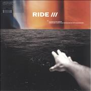 Click here for more info about 'Ride - Clouds In The Mirror - Clear Vinyl'