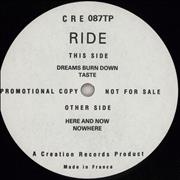 Click here for more info about 'Ride - Fall EP'