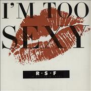 Click here for more info about 'Right Said Fred - I'm Too Sexy'