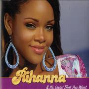 Click here for more info about 'Rihanna - If It's Lovin' That You Want'