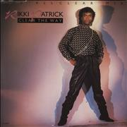 Click here for more info about 'Rikki Patrick - Clear The Way (The 'All Clear' Mix) - gold stamp'