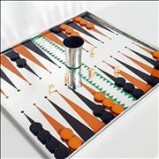 Ringo Or Robin Backgammon Set UK memorabilia Promo