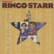 Click here for more info about 'Ringo Starr - 4 Songs From Vertical Man'