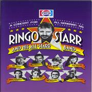 Click here for more info about 'All-Starr Band Tour 1989 + Ticket Stub'