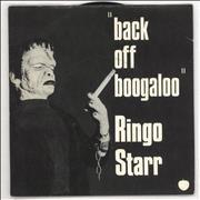 Click here for more info about 'Ringo Starr - Back Off Boogaloo - P/S - EX'