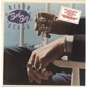 Ringo Starr Bad Boy USA vinyl LP