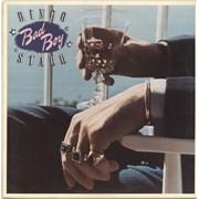 Ringo Starr Bad Boy USA vinyl LP Promo