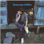 Ringo Starr Beaucoups Of Blues - 1st - EX UK vinyl LP