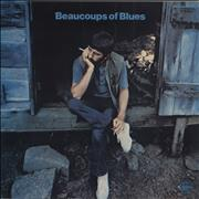Ringo Starr Beaucoups Of Blues Japan vinyl LP