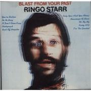 Ringo Starr Blast From Your Past UK CD album