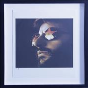 Click here for more info about 'Ringo Starr - Framed Lithograph - The Very Best Of Ringo Starr'