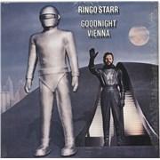 Ringo Starr Goodnight Vienna - Sealed UK vinyl LP