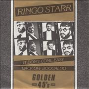 Click here for more info about 'Ringo Starr - It Don't Come Easy - Golden 45s'