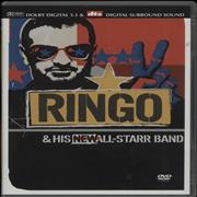 Ringo Starr Ringo Starr And His New All Starr Band UK DVD