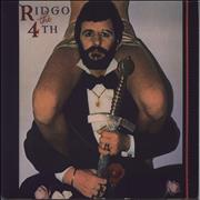 Click here for more info about 'Ringo Starr - Ringo The 4th - 180gram Vinyl'