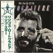 Click here for more info about 'Ringo Starr - Ringo's Rotogravure + poster'
