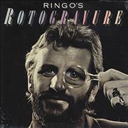 Click here for more info about 'Ringo Starr - Ringo's Rotogravure - Sealed'