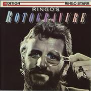 Click here for more info about 'Ringo Starr - Ringo's Rotogravure'