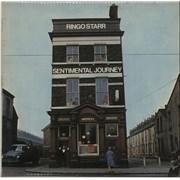 Ringo Starr Sentimental Journey - EX UK vinyl LP