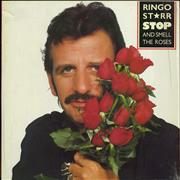 Click here for more info about 'Ringo Starr - Stop And Smell The Roses - Shrink'