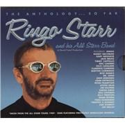 Ringo Starr The Anthology... So Far Europe 3-CD set