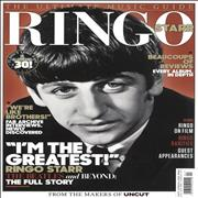 Ringo Starr The Ultimate Music Guide UK magazine