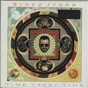 Click here for more info about 'Ringo Starr - Time Takes Time - 25th Anniversary - Sealed'