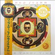 Click here for more info about 'Ringo Starr - Times Takes Time'