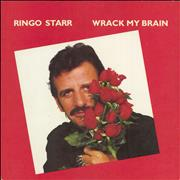 Click here for more info about 'Ringo Starr - Wrack My Brain + p/s - EX'