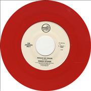 Click here for more info about 'Ringo Starr - Wrack My Brain - Red Vinyl'