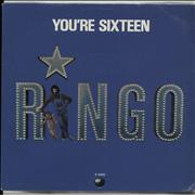 Click here for more info about 'Ringo Starr - You're Sixteen - p/s EX'