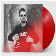 Click here for more info about 'Ringo Starr - Zoom In EP - Red Vinyl - Sealed'