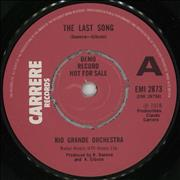 Click here for more info about 'Rio Grande Orchestra - Tha Last Song'